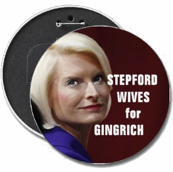 Stepford wives for gingirch